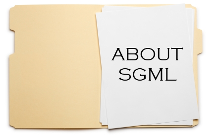 About SGML