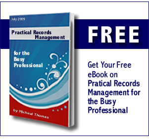 Free eBook: Practical Records Management for the Busy Professional