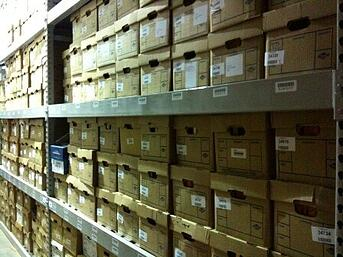 Shoreline Records Management Warehouse