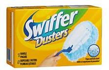 Swiffer Duster Scanner Cleaning