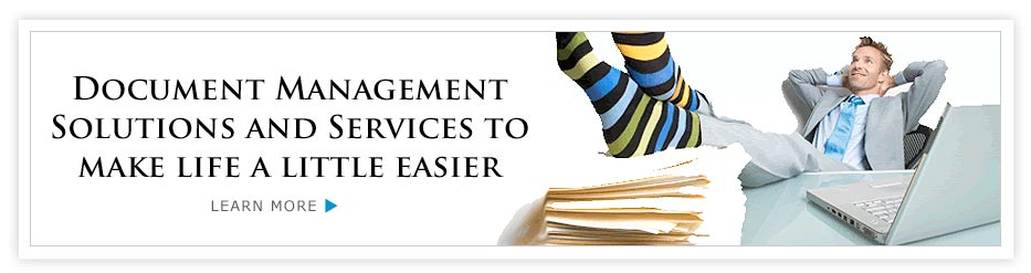 document management services make life a little easier