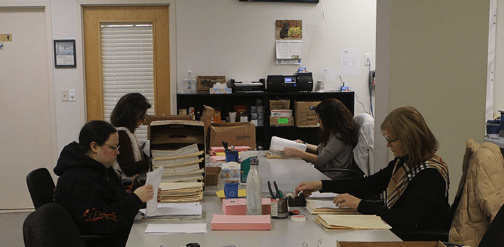 Document Preparation - Ops Room