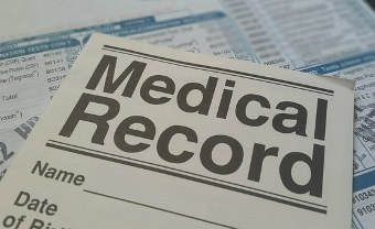 medical record release form